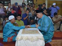 Wali Kota Jambi Fasilitasi Ratusan Suku Anak Dalam Mengucapkan Syahadat