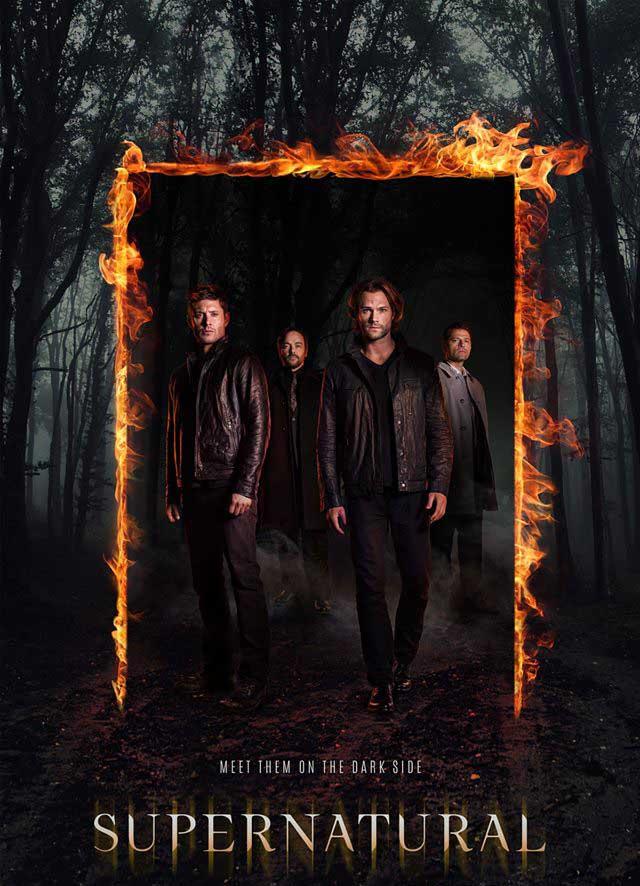 Supernatural 12ª Temporada Torrent - HDTV 720p e 1080p Dual Áudio