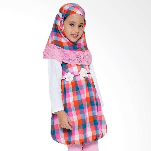 Jual Baju Lebaran: Pilihan Warna yang Tepat Untuk Gamis Anak