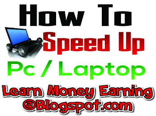 how to increase my pc speed