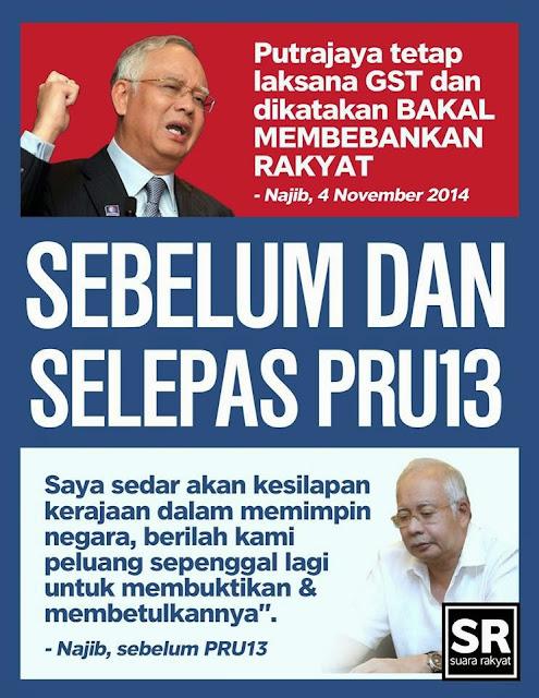 Image result for Gambar GST membebankan rakyat