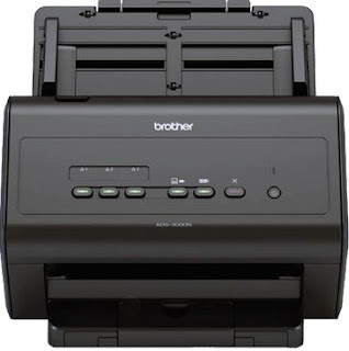 Brother ADS-3000N Driver Scanner Download - Mac, Windows, Linux