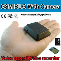 احدث كاميرا مراقبة و جهاز تصنت لعام 2013