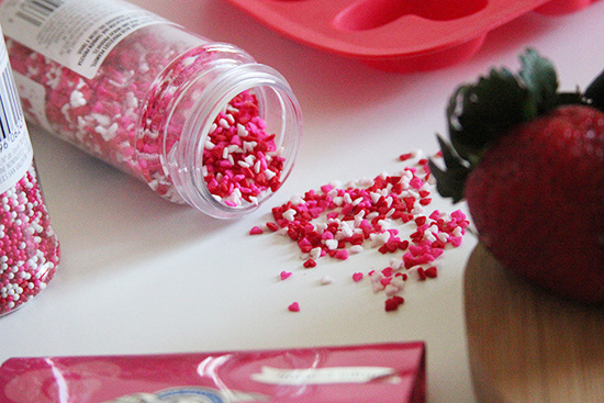 Wilton Valentine's Day Heart Sprinkles