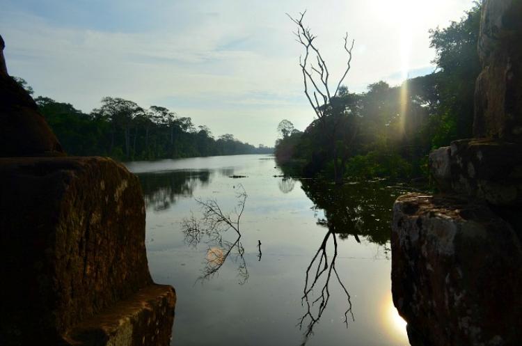 I'll Be Back, Cambodia