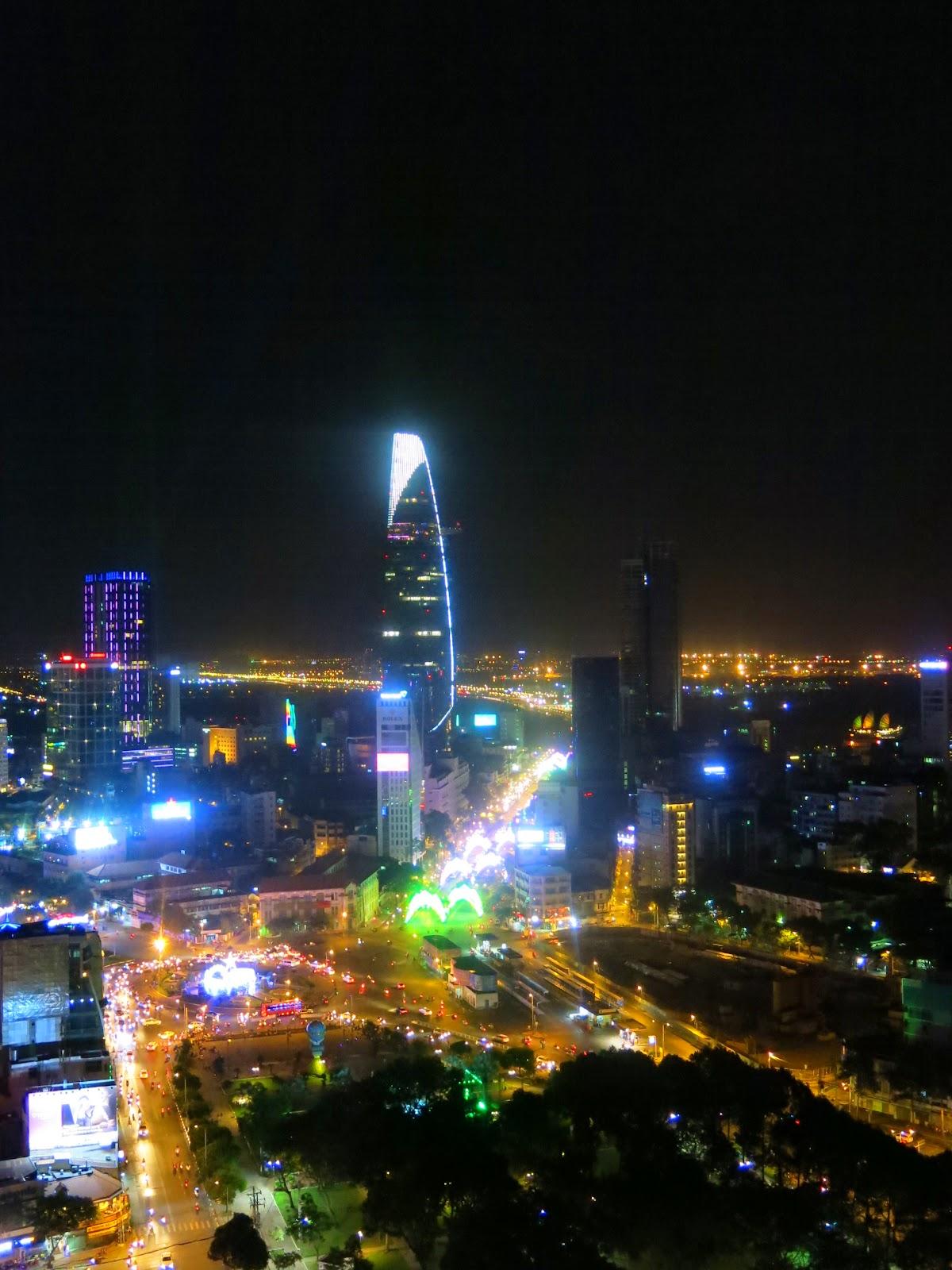 Chilll Skybar i Saigon