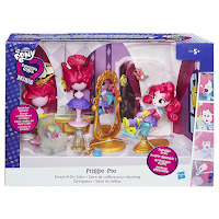 Pinkie Pie Switch a Do Salon Set