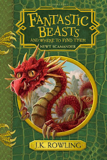 letmecrossover_blog_blogger_michele_mattos_harry_potter_hogwarts_short_stories_book_ cover_pottermore_jk_rowling_library_fantastic_beasts_and_where_to_find_them_newt_scamander