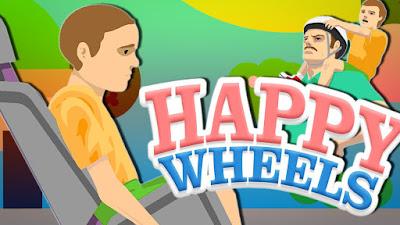 Happy Wheels هابي ويلز