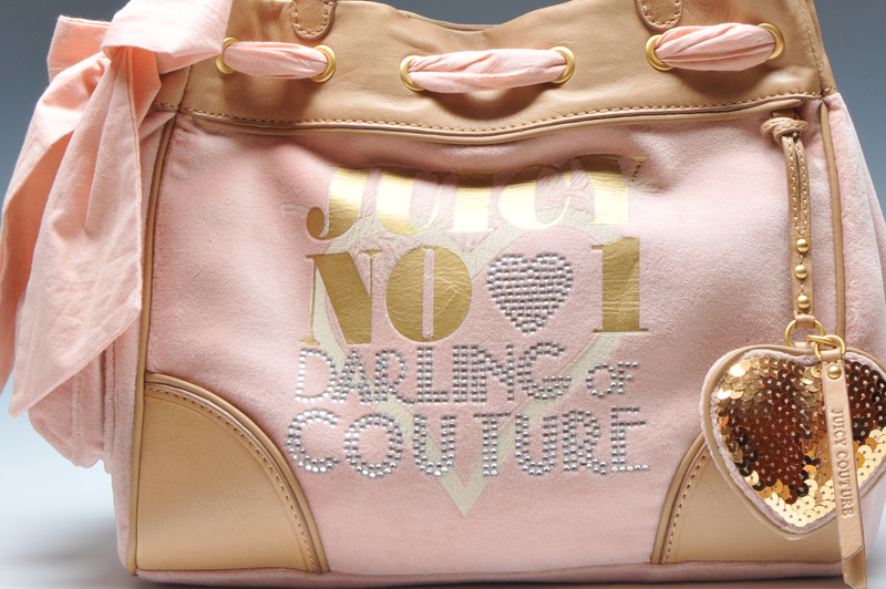 e89c9d2b0afcd Juicy Couture Plumes Velour Daydreamer - Damsel