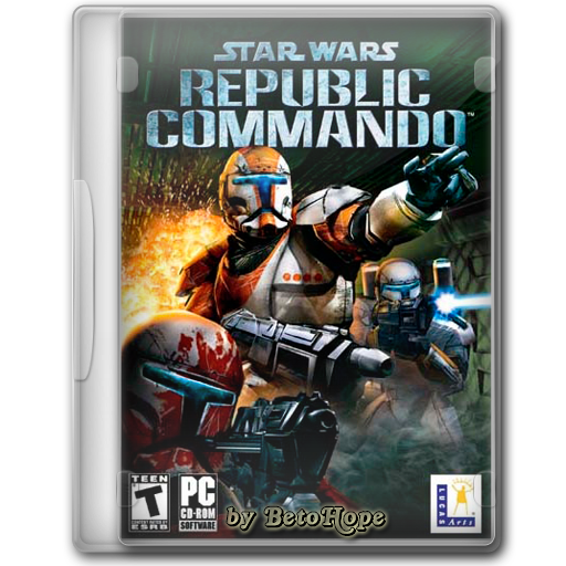 Star Wars Republic Commando Full Español