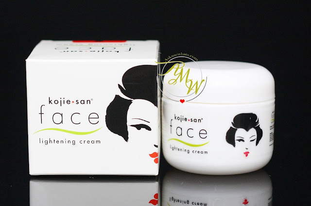 A photo of Kojie San Face LIghtening Cream
