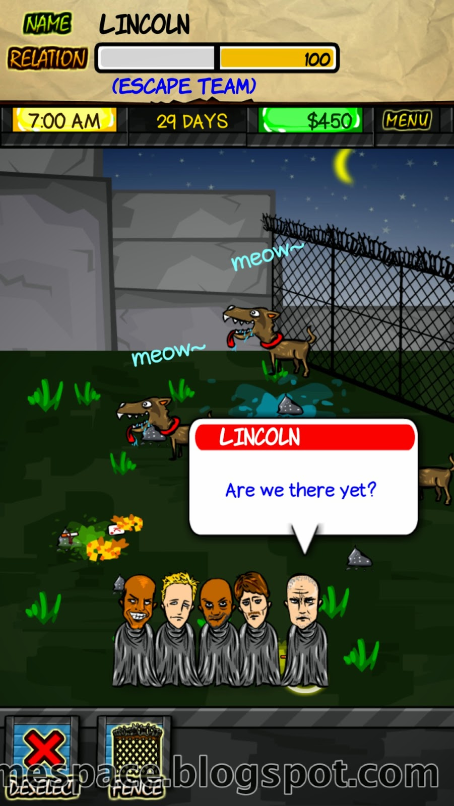 Prison Life RPG iOS Escape Plan