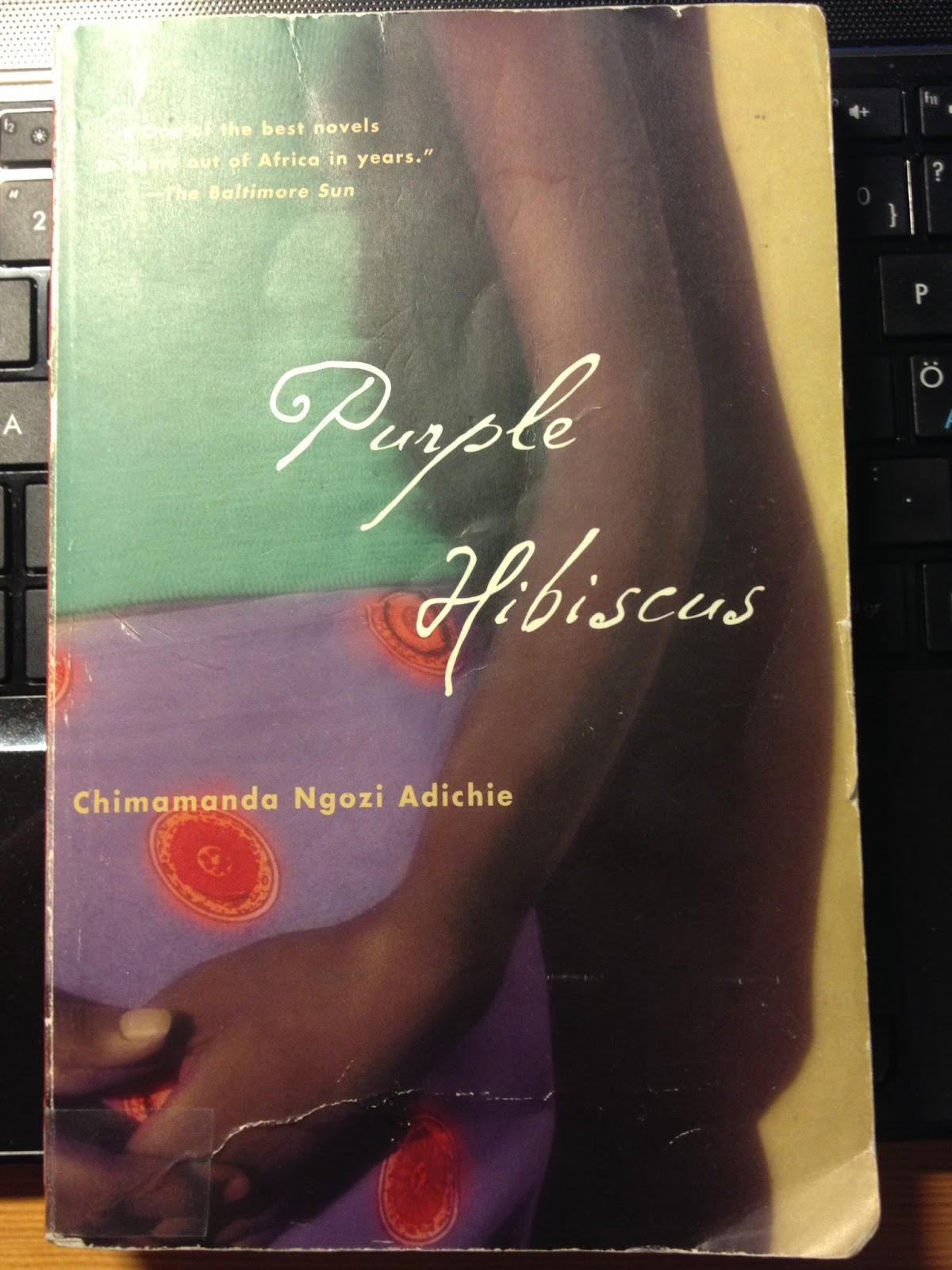 Purple Hibiscus By Chimamanda Ngozi Adichie Keiths Book Reviews