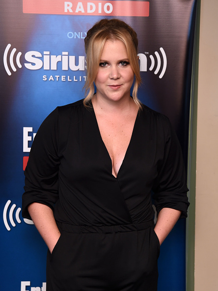 Amy Schumer Wearing Ripley Rader