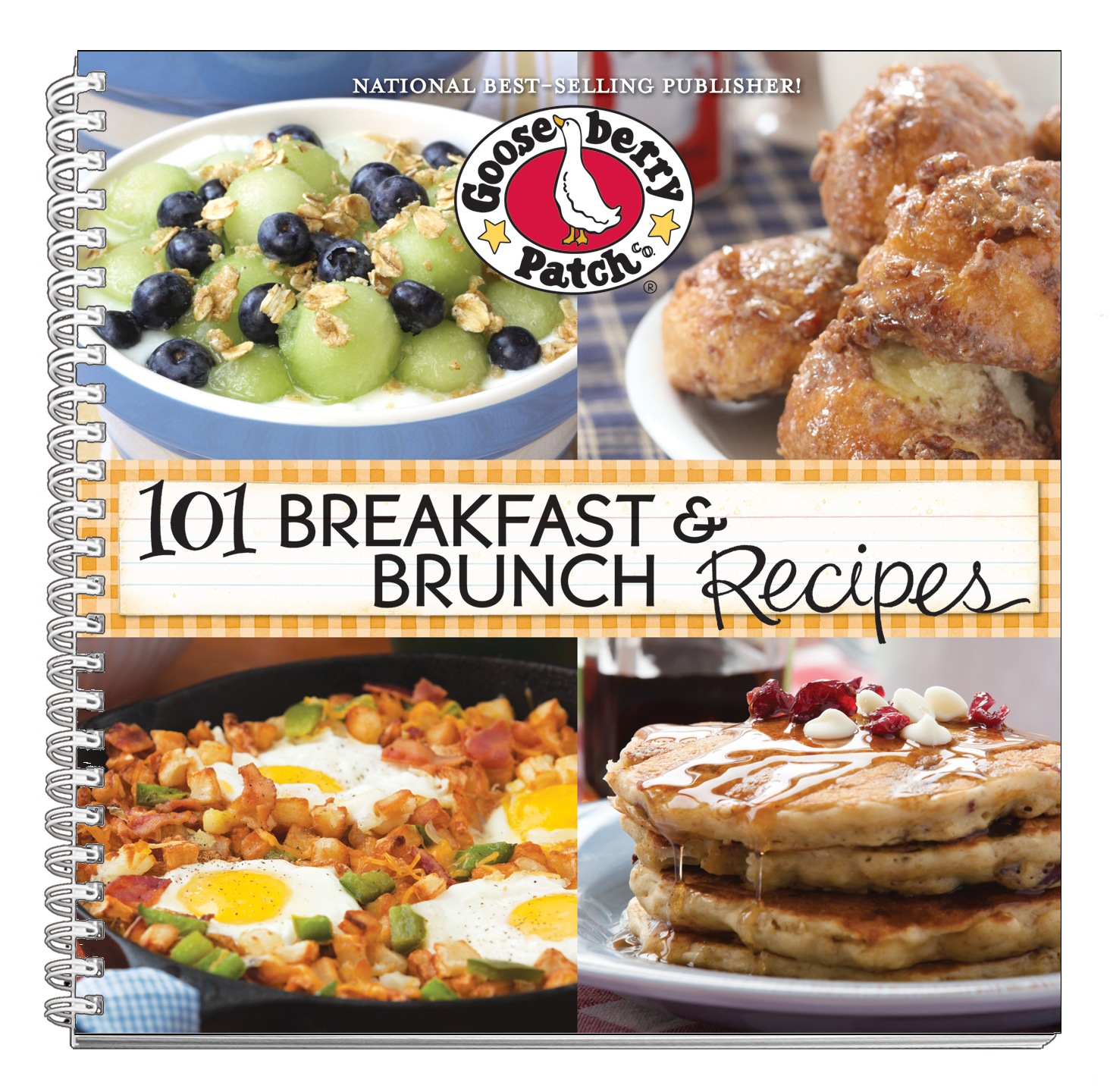 SusieQTpies Cafe: 101 Breakfast And Brunch Recipes With
