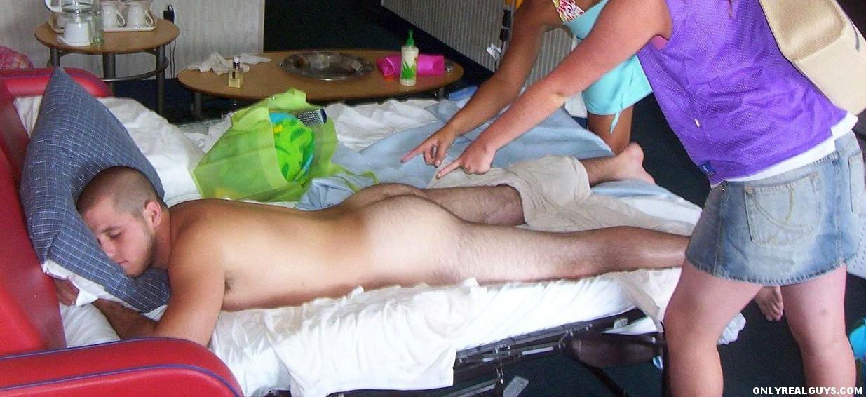 Nude girl sex on beach