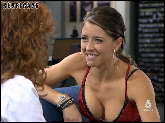 Erika Sanz desnuda