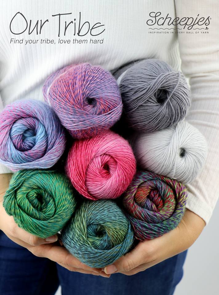 Our Tribe yarn by Scheepjes_new colors
