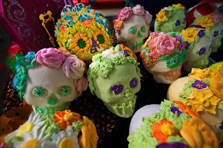 day of the dead foods