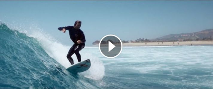 A Day in Malibu with Dillon Perillo