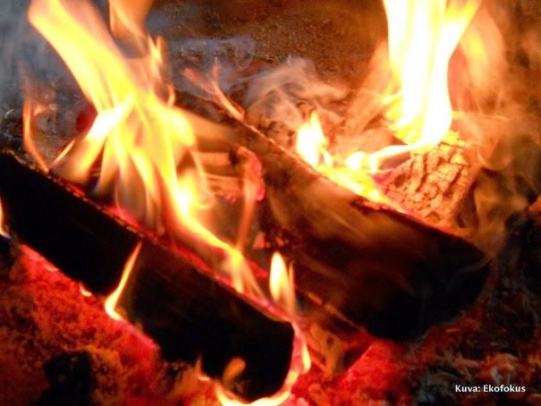 polttoaineen epätäydellinen palaminen
