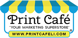 The Print Cafe of LI Website