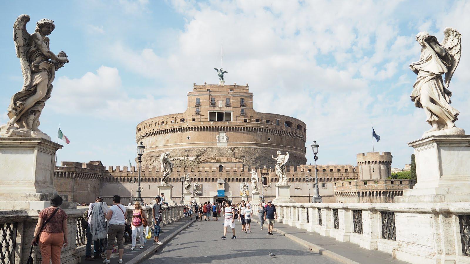 city_trip_rome_castel_sant_angelo