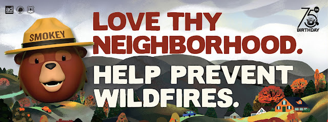 Smokey Bear | Love Thy Neighborhood