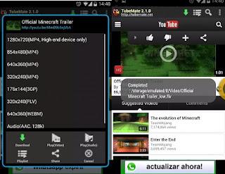 أفضل 6 تطبيقات لتحميل الفيديوهات على الاندرويد