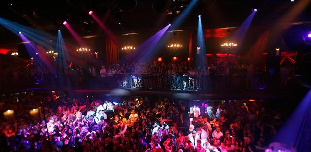 Como é a balada LAX Nightclub