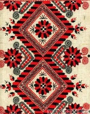 a23a82614 Jellemző a buzsáki hímzésre, hogy a gyapjúszállal varrt ing- és  párnavégeket alig lehet megkülönböztetni egymástól, holott általában a  testi ruha ...