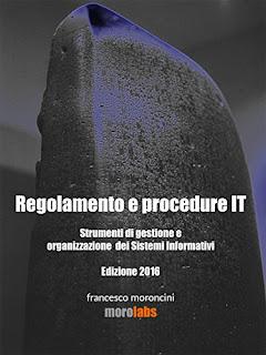 Regolamento E Procedure IT Di Francesco Moroncini PDF