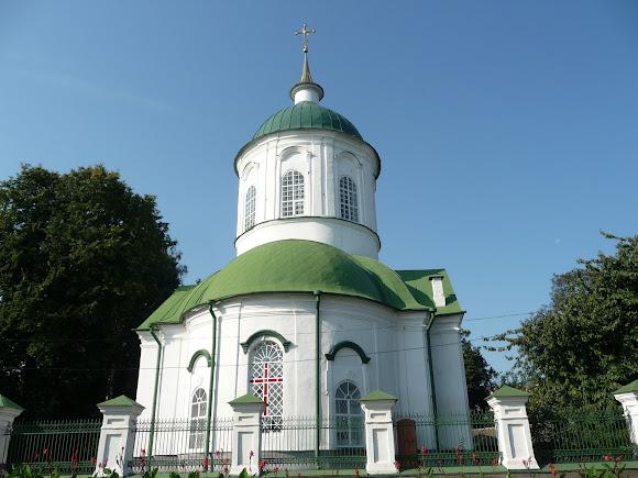Нежин. Церковь Василия Великого. 18 в.