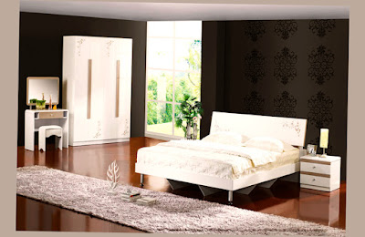 Photo of Affordable Modern Furniture Bedroom Cheap Price White Color With Carpet