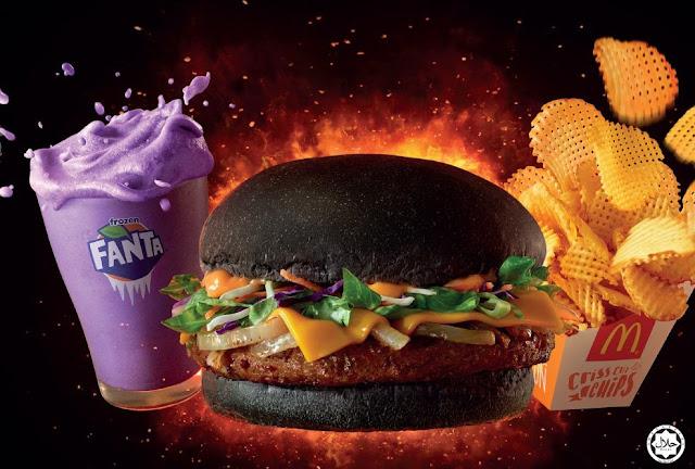 Harga Spicy Korean Burger MCD