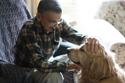 The Writer's Dog: The Healing Power of a Dog's Love