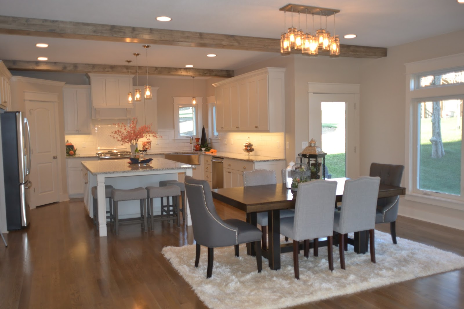 Stylish Staging 908 Silver Rain Lawrence Ks Beautiful New Home Just Staged By