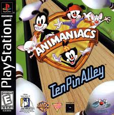 Animaniacs - Ten Pin Alley - PS1 - ISOs Download