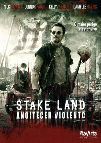 Stake Land: Anoitecer Violento 2010 Torrent – BluRay 720p/1080p Dual Áudio