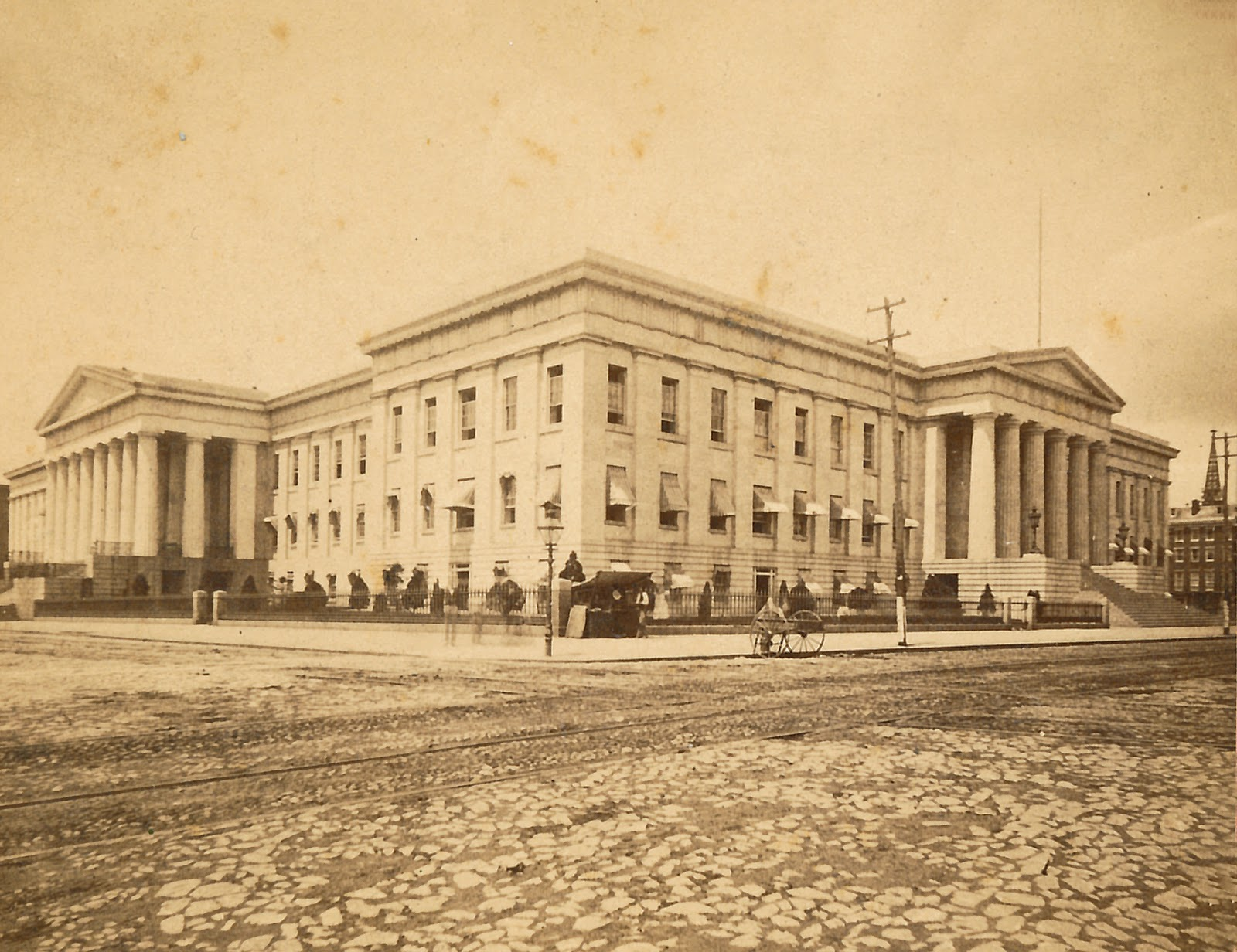 The Patent Office During The Civil War H Dc H Net