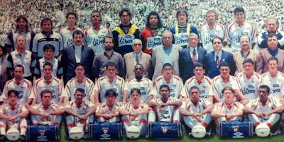 1 liga equador
