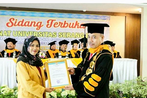 UNSERA Perguruan Tinggi di Serang, Banten