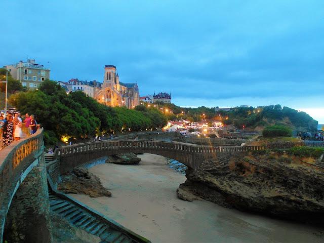 vad göra i Biarritz?