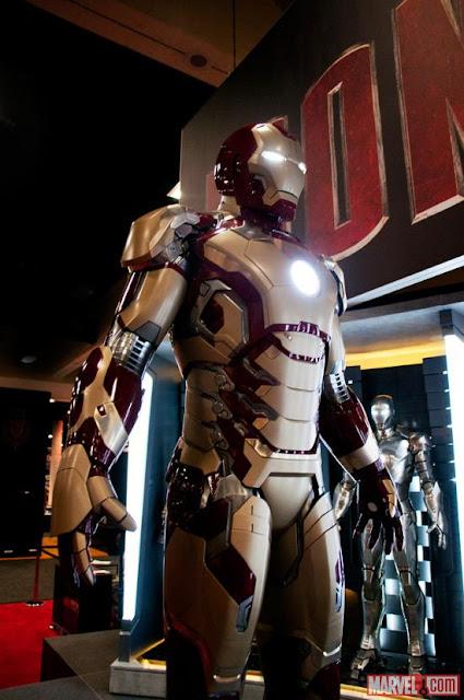 Iron Man 3: Der neue Anzug