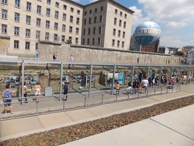 Topografía del Terror, Berlín, Alemania