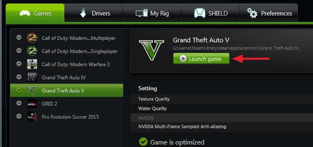 Mengoptimalkan Performa Game dengan GeForce Experience