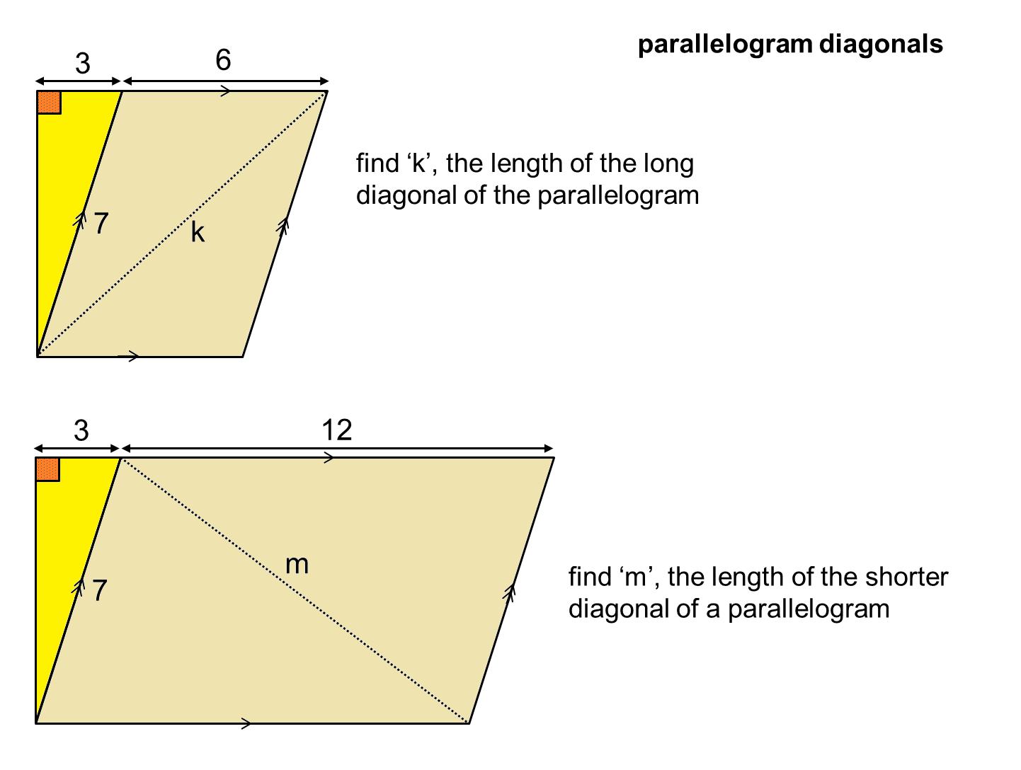 Cpm Homework Help Geometry Kite Youtube