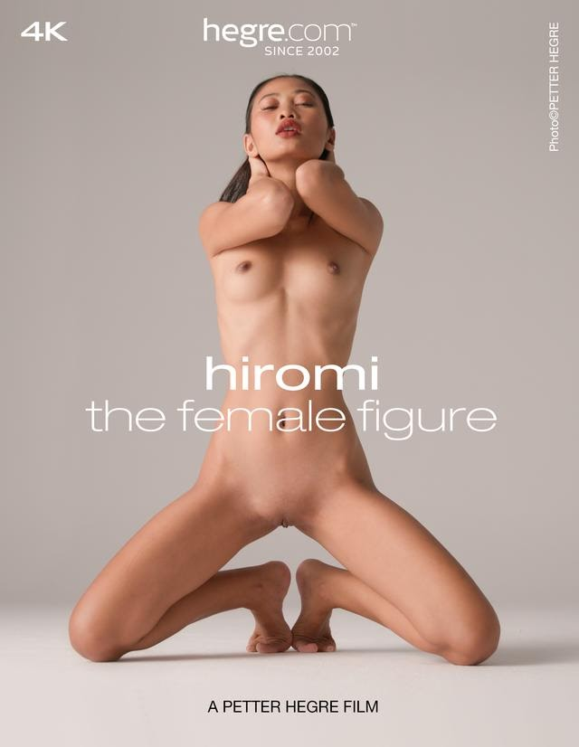 335012 [Hegre-Art] Hiromi - The Female Figure