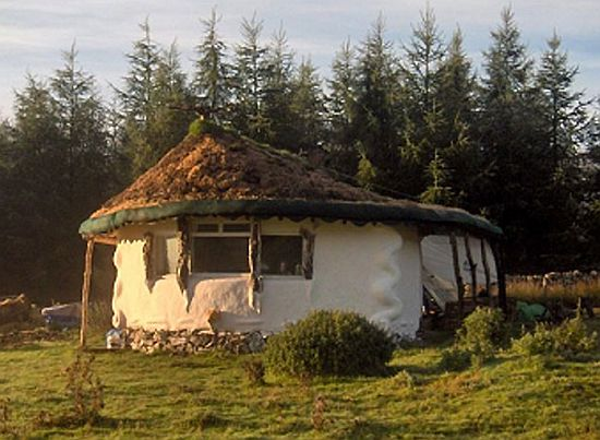 Inspired Admired Handmade Recycled Eco Homes